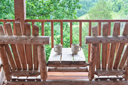 coffee porch